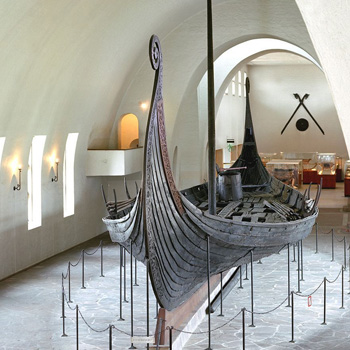 Viking Ship Prow