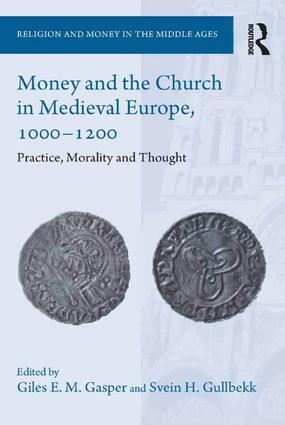 money-and-the-church-book